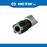 "King Tony #302D, 3/8"" Drive 5 Point Ribe Bit Socket - United Solid Facility Inc."
