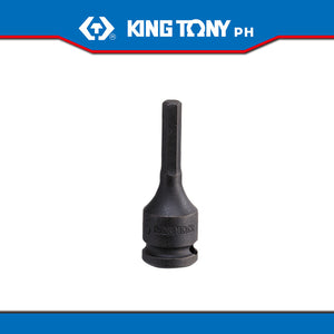 "King Tony #3055M, 3/8"" Drive Impact Allen Bit Socket - United Solid Facility Inc."