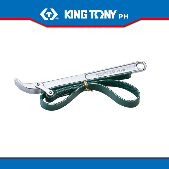 King Tony #3203, Strap Wrench for Oil Filter - United Solid Facility Inc.
