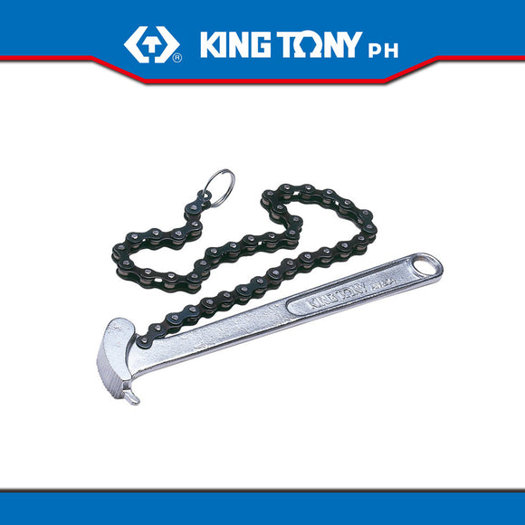King Tony #3204, Chain Wrench for Oil Filter - United Solid Facility Inc.