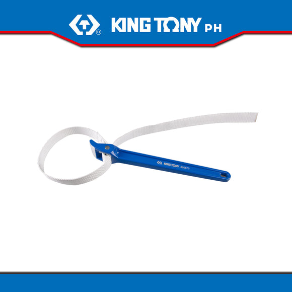 King Tony #320670, Strap Wrench for Oil Filter - United Solid Facility Inc.