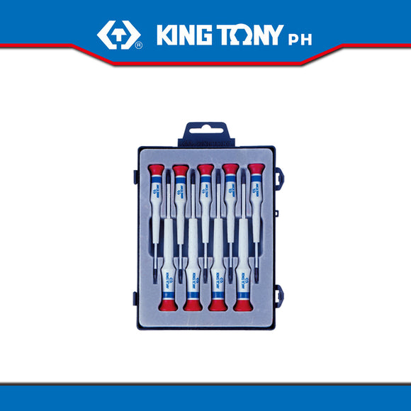 King Tony #32309PR, 9 Pc. Precision Screwdriver Set (Torx) - United Solid Facility Inc.