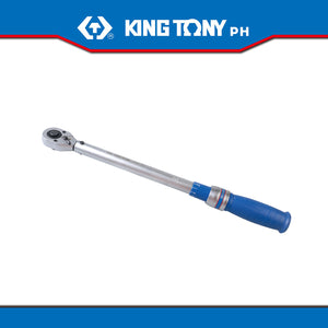 "King Tony #34464-2FG, 1/2"" Drive Adjustable Click Type Torque Wrench"