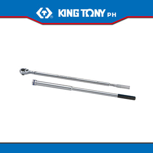 "King Tony #34862, 1"" Drive Adjustable Click Type Torque Wrench"