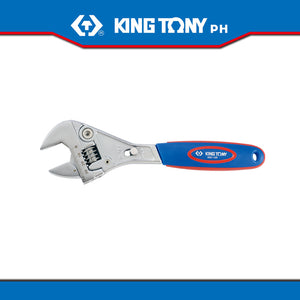 King Tony #3631-10R, Ratcheting Adjustable Wrench - United Solid Facility Inc.