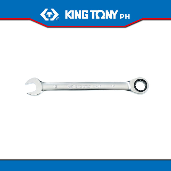 King Tony #3721M, Open End Speed Wrench - United Solid Facility Inc.
