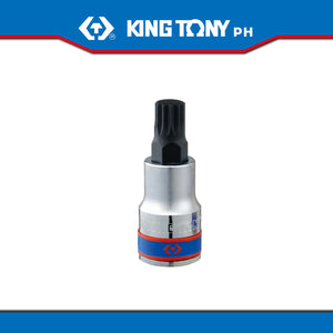 "King Tony #4026/4036/4066, 1/2"" Drive Spline Bit Socket - United Solid Facility Inc."