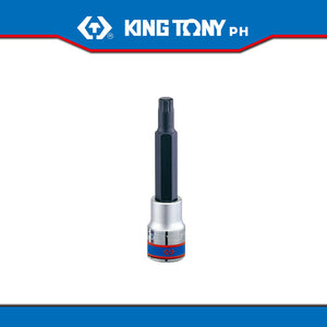 "King Tony #404108, 1/2"" Drive Spline Bit Socket 8.9 mm (for cylinder head) - United Solid Facility Inc."