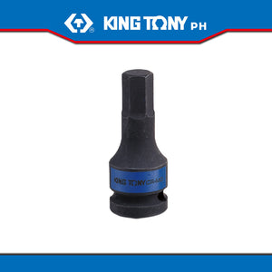 "King Tony 1/2"" Drive Impact Allen Bit Socket (metric/english)"