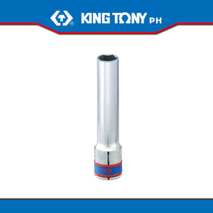 "King Tony #4255M, 1/2"" Drive Extra Deep Socket (metric) - United Solid Facility Inc."
