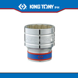 "King Tony #4335MR/4330MR, 1/2"" Drive Standard Socket (metric) - United Solid Facility Inc."