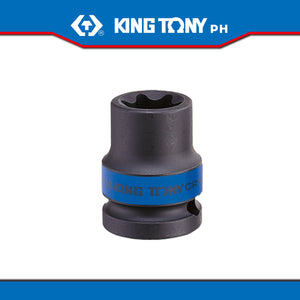 "King Tony #4575M, 1/2"" Drive Impact Star Socket"