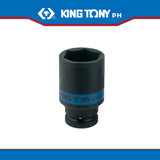 "King Tony 1/2"" Drive Deep Impact Socket (standard/ thin wall)"