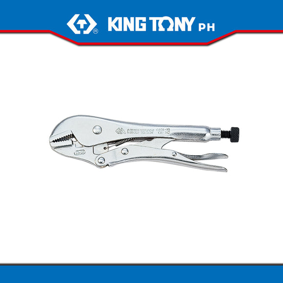 King Tony #6011/6031, Locking Grip Pliers (Vise Grip)