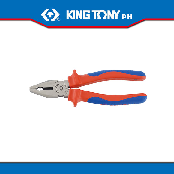 King Tony High Voltage Insulated Pliers