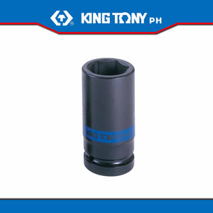"King Tony #6435M, 3/4"" Drive Deep Impact Socket (metric) - United Solid Facility Inc."