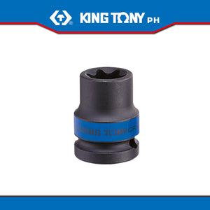 "King Tony #6575M, 3/4"" Drive Impact Star Socket"