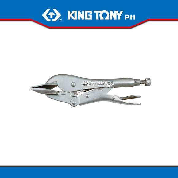 King Tony #6605-08, Lock Sheet Metal Grip Pliers (Vise Grip) 8