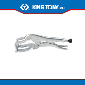 King Tony #6665-09, Welding Clamp Grip Pliers (Vise Grip) 9""