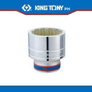 "King Tony #8330M, 1"" Drive Standard Socket (metric) - United Solid Facility Inc."