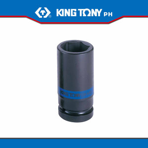 "King Tony #8435M, 1"" Drive Deep Impact Socket (metric) - United Solid Facility Inc."