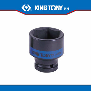 "King Tony #8535M, 1"" Drive Impact Socket (metric) - United Solid Facility Inc."