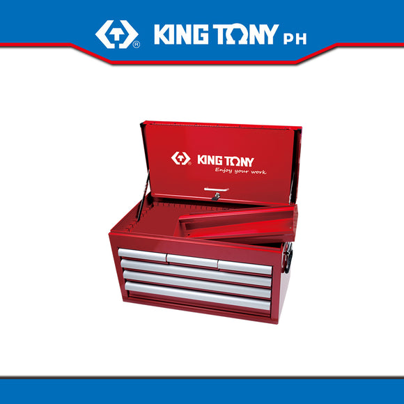 King Tony #87411-6B, 6 Drawers Tool Chest