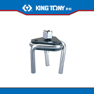 King Tony #9AE41, Three Legged Oil Filter Wrench - United Solid Facility Inc.