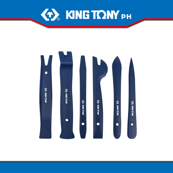 King Tony #9CI016, 6 Pc. Mini Panel Remover Set