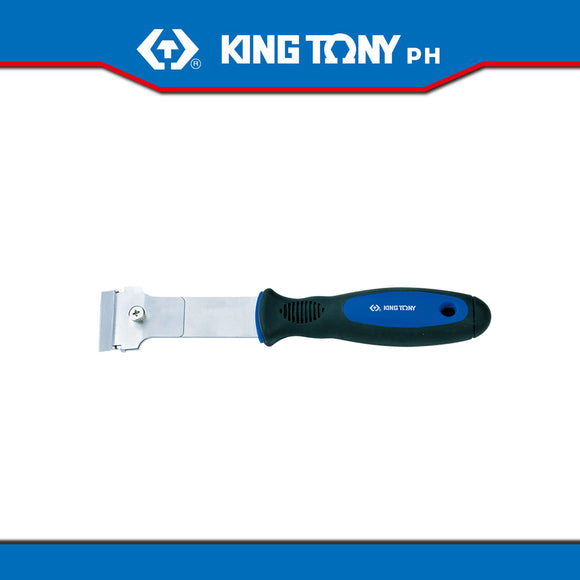 King Tony #9CJ61-40, Multi Purpose Single Edge Razor Scraper