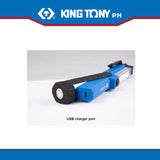 King Tony #9TA28, Rechargeable LED Inspection Lamp (Trouble Light)