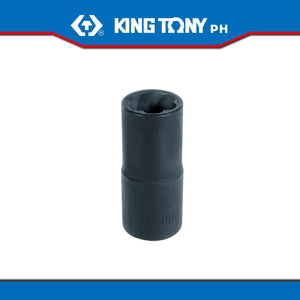 "King Tony #9TD403, 1/2"" Drive Damaged Nuts Remover Socket - United Solid Facility Inc."