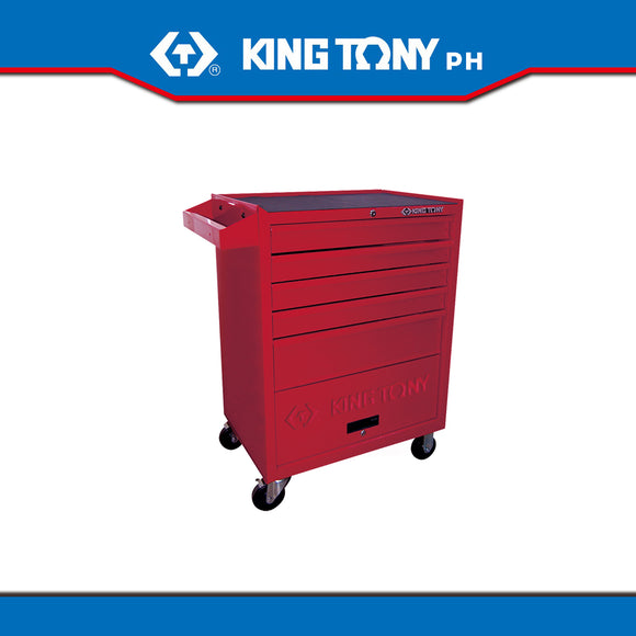King Tony #ST87432-5B, 5 Drawers Tool Trolley