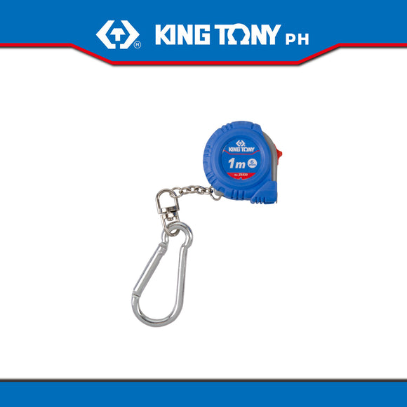King Tony #ZS533, Meter Tape Key Chain (Rewards Program™)