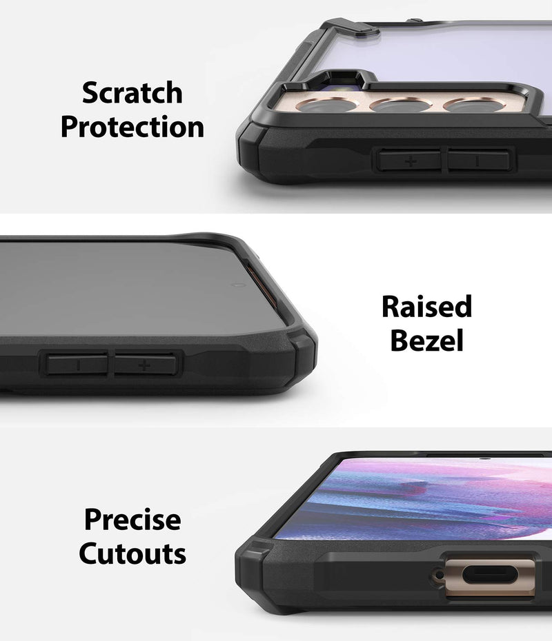 Ringke Fusion-X Back Cover Case for Samsung Galaxy S21