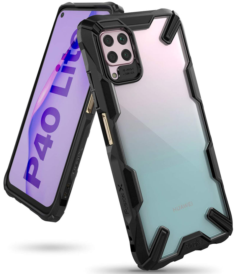 Ringke Fusion-X for Huawei P40 Lite Case Back Cover