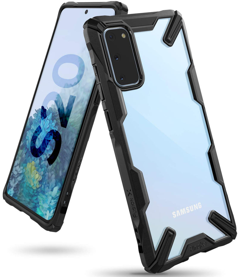 Ringke Fusion-X Samsung Galaxy S20 and Galaxy S20 5G Case