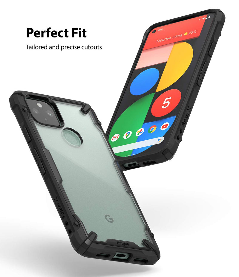Ringke Fusion-X Back Cover Case for Google Pixel 5