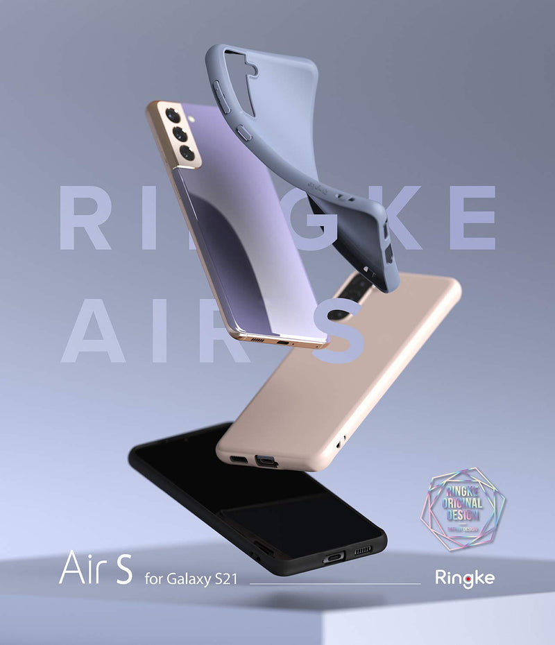Ringke Air-S Back Cover Case for Samsung Galaxy S21