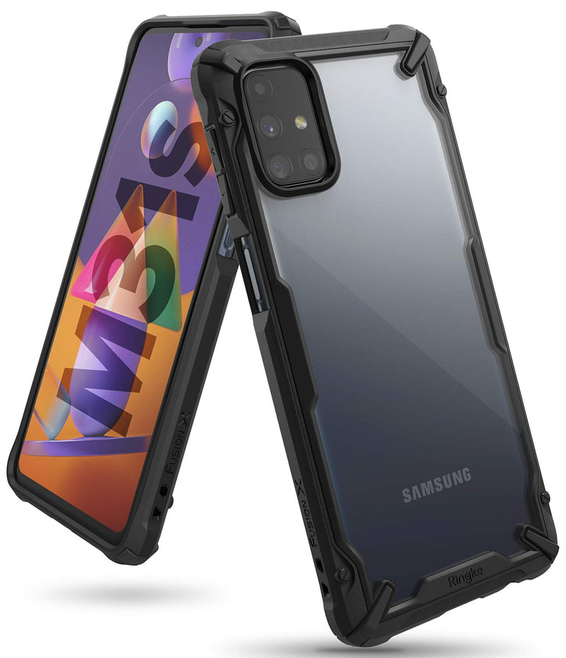 Ringke Fusion-X for Galaxy M31s Case Back Cover