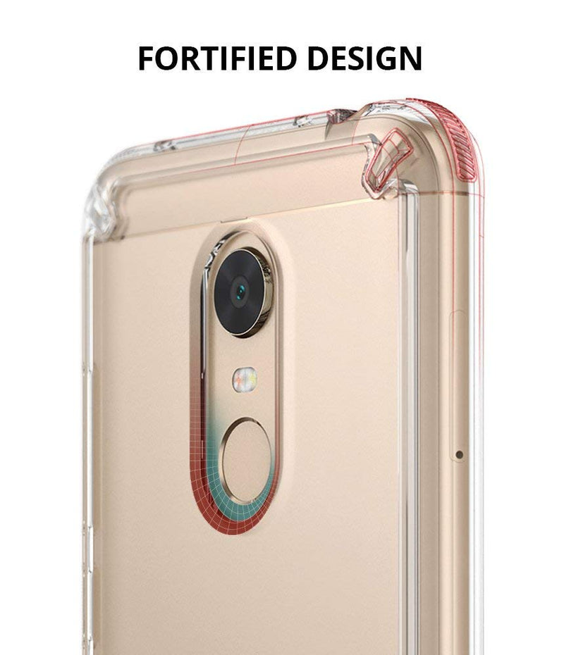 Ringke Fusion-Strap Redmi Note 5 (5 Plus) Case