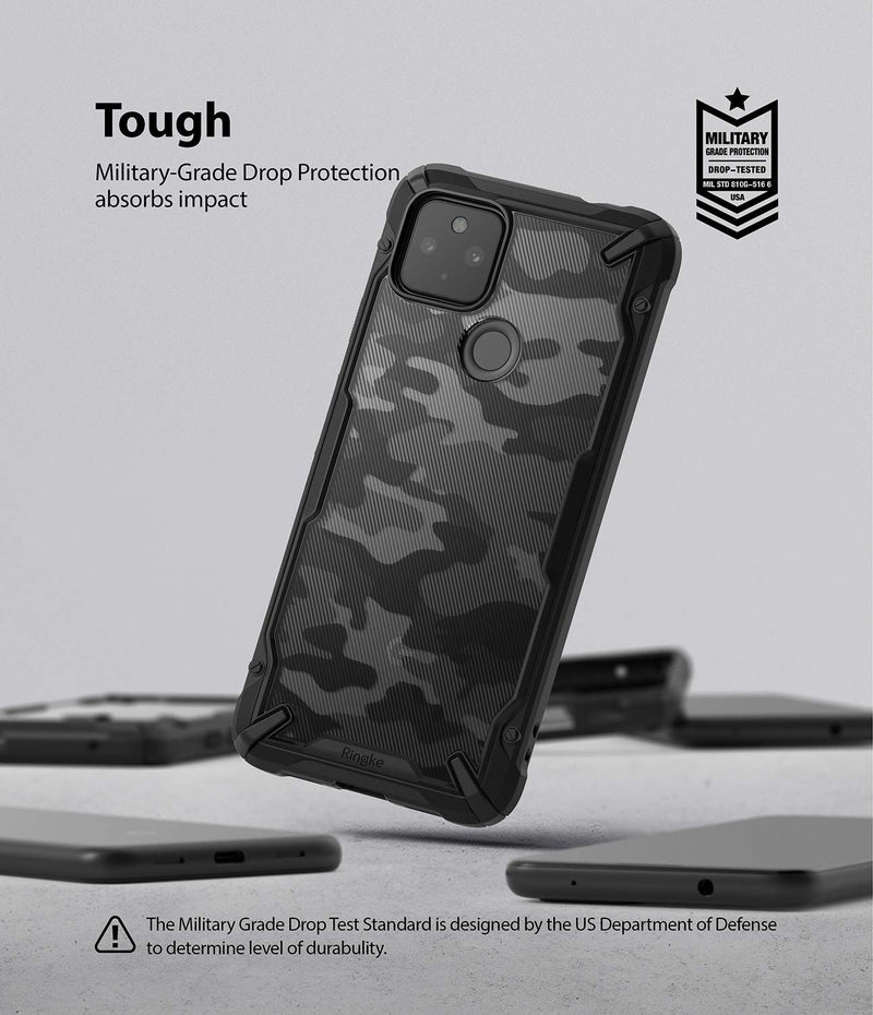 Ringke Fusion-X Back Cover Case for Google Pixel 4a 5G