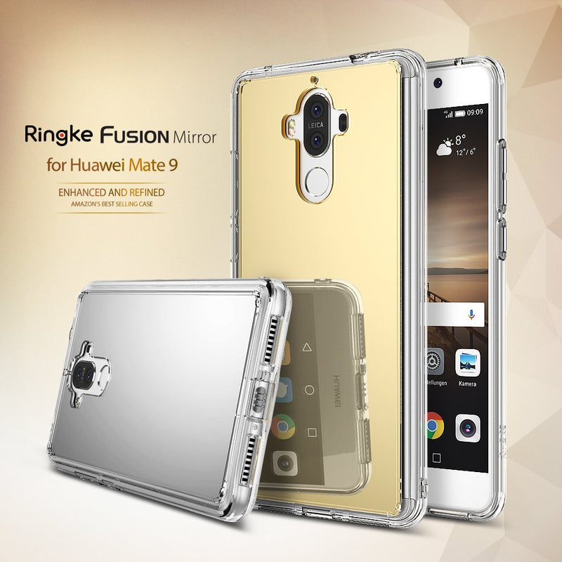 Ringke Fusion Mirror Back Cover Case for Huawei Mate 9