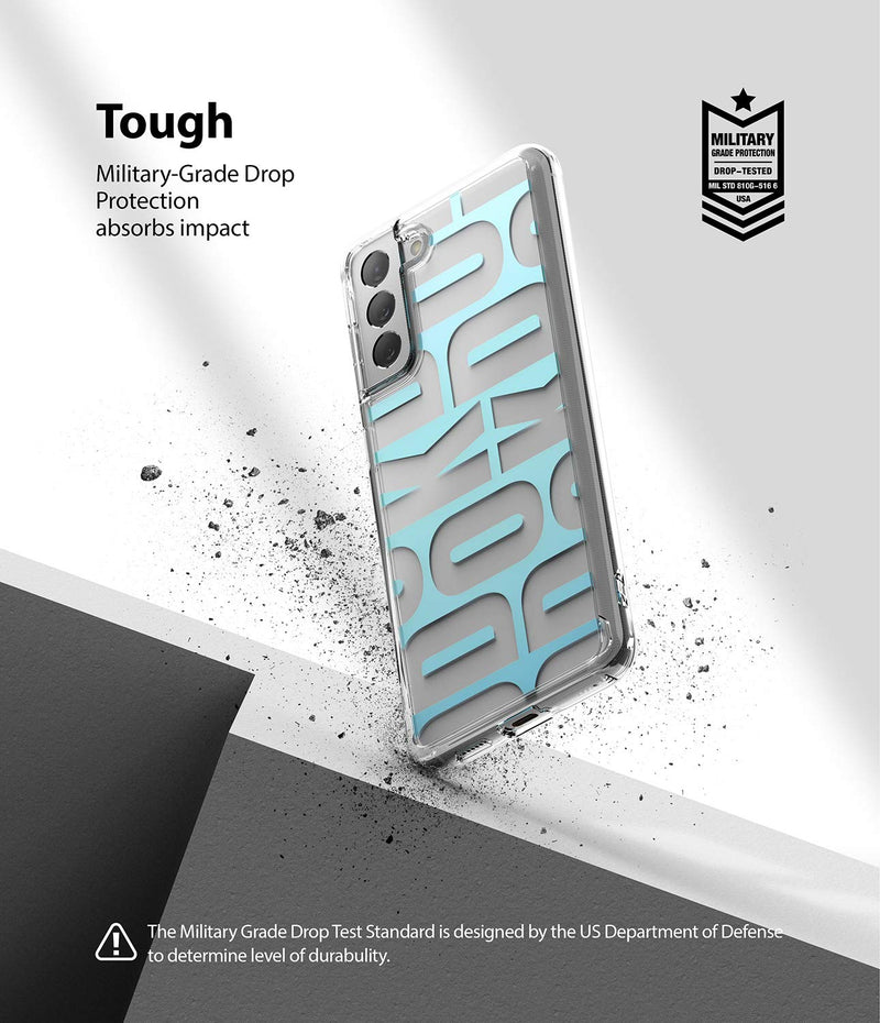 Ringke Fusion Design Back Cover Case for Samsung Galaxy S21 Plus