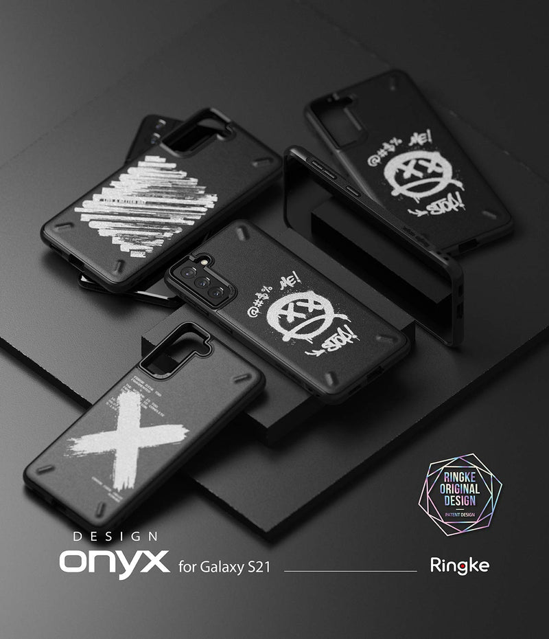 Ringke Onyx Design Back Cover Case for Samsung Galaxy S21