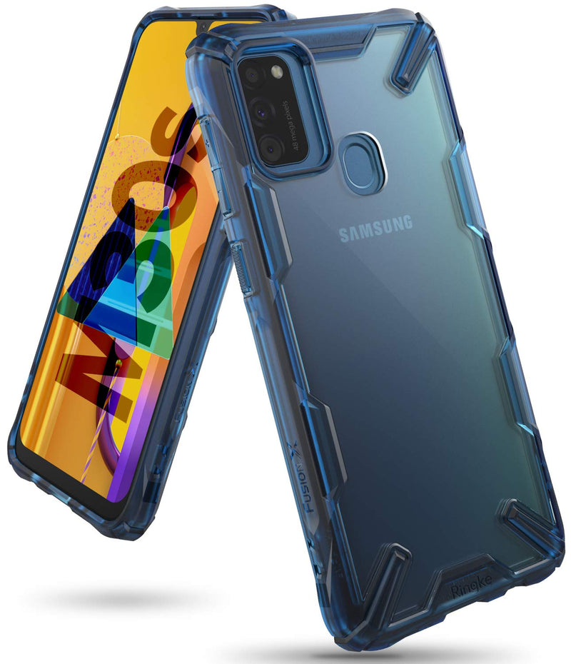Ringke Fusion-X for Samsung Galaxy M30s / M21 Case Back Cove