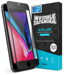 Ringke Tempered Glass Compatible with iPhone SE 2020 / iPhone 8