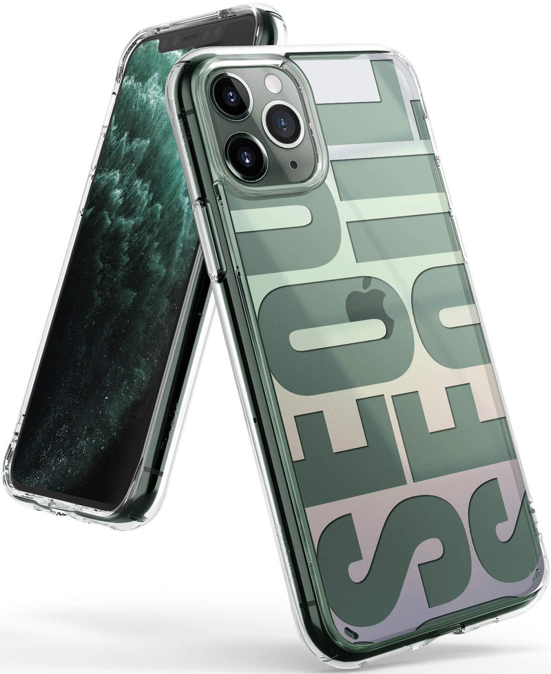 Ringke Fusion Design Case for iPhone 11 Pro Back Cover Case