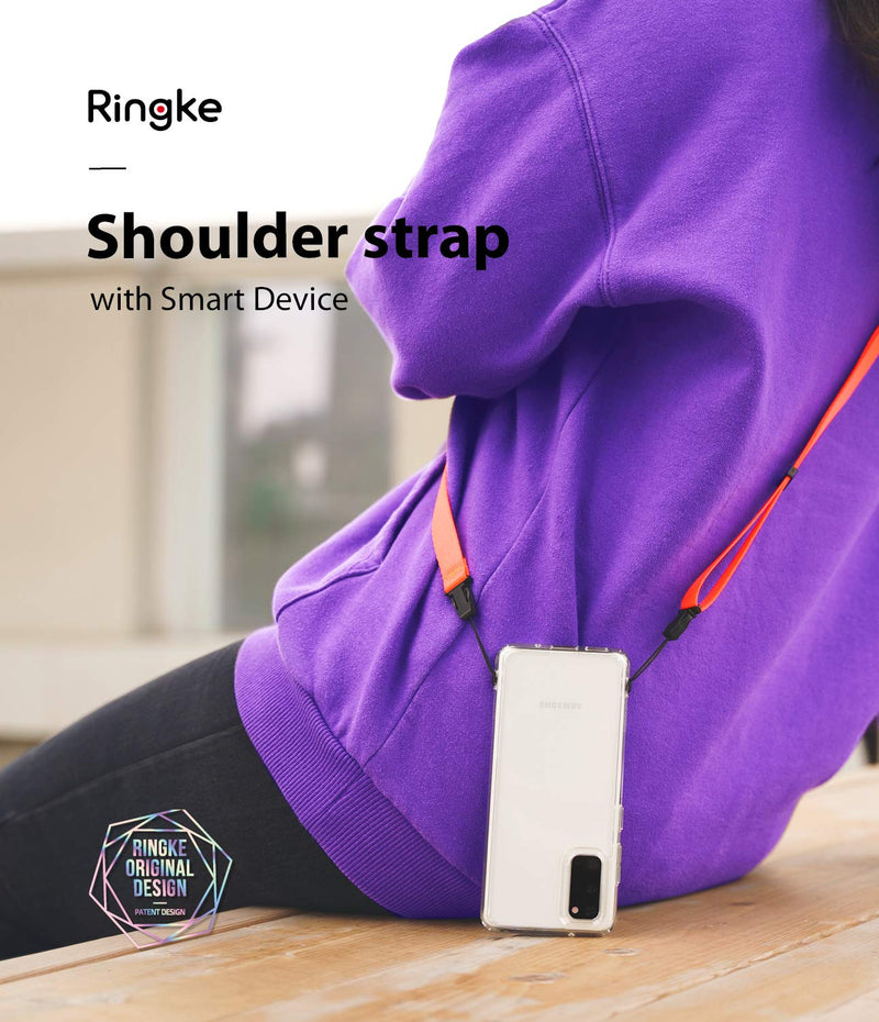 Ringke Shoulder Strap Designed for Cell Phone Cases, Keys, Cameras & ID QuikCatch Lanyard Adjustable Crossbody String