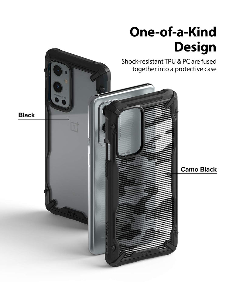 Ringke Fusion-X Back Cover Case for OnePlus 9 Pro